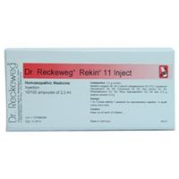 Picture of Dr. Reckeweg R 11 Injection Rheuma / Lower Back Pain Problem