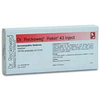 Picture of Dr. Reckeweg R 43 Injection Asthma Injections