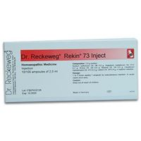 Picture of Dr. Reckeweg R 73 Injection Joints Pain Injections