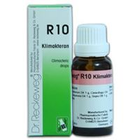 Picture of Dr. Reckeweg R 10 Climacteric Drops - 22 ML