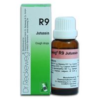 Picture of Dr. Reckeweg R 9 Cough Drops - 22 ML