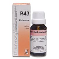 Picture of Dr. Reckeweg R 43 Asthma Drops - 22 ML