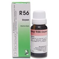 Picture of Dr. Reckeweg R 56 Worms Drops - 22 ML