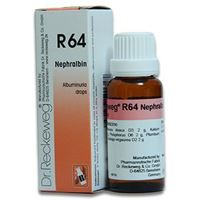 Picture of Dr. Reckeweg R 64 Albuminuria Drops - 22 ML