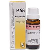 Picture of Dr.Reckeweg R 68 Shingles Drops - 22 ML