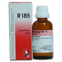 Picture of Dr. Reckeweg R 185 Hypertension Drops - 50 ML