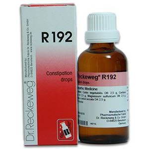 Dr  Reckeweg Pakistan  Dr  Reckeweg R 192 Constipation Drops