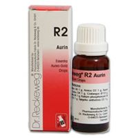 Picture of Dr. Reckeweg R 2 Essentia Aurea-Gold drops - 22 ML