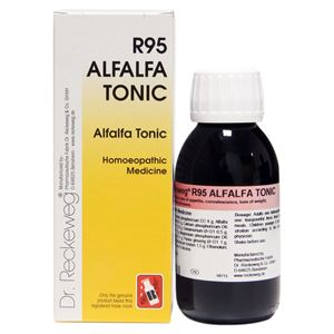 Picture of Dr. Reckeweg R 95 Alfalfa Tonic - 100ml