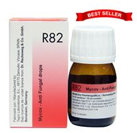 Picture of Dr. Reckeweg R 82 Mycox - Anti-Fungal Drops - 30 ML